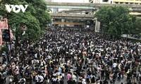 Thaïlande: escalade des tensions, appel à une nouvelle manifestation