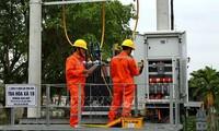 Electricité : EVN annonce l'achèvement de plusieurs grands projets