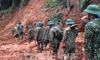 Intempéries: L'armée doit garantir la sécurité des soldats et des habitants du Centre