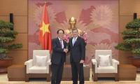 L'ambassadeur sud-coréen reçu par Nguyên Van Giàu
