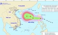 Faire face au typhon Saudel et venir en aide aux sinistrés des crues au Centre