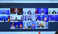 ASEAN 2020: Conférence entre les ministres des Affaires étrangères de l'ASEAN et l'ONU