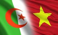 Le Vietnam et l'Algérie souhaitent renforcer leurs relations