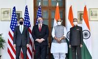 L'Inde et les États-Unis signent un accord d'échange de données militaires