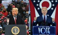 Elections américaines 2020: duel très serré entre Donald Trump et Joe Biden