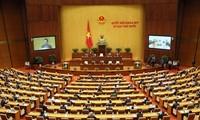 L'Assemblée nationale discute du budget d'État de 2020 et 2021