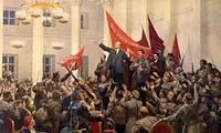103e anniversaire de la Révolution d'Octobre