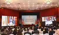 Clôture du Forum populaire de l'ASEAN de 2020