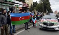 Haut-Karabakh: l'Azerbaïdjan affirme avoir pris une ville stratégique, l'Arménie dément