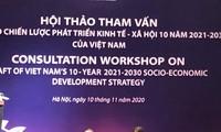 Consultation sur le projet de stratégie de développement socioéconomique pour 2021-2030