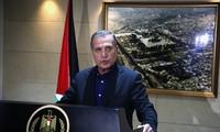 La Palestine est prête à reprendre les pourparlers avec Israël