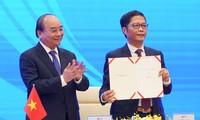 37e sommet de l'ASEAN: signature de l'accord de RCEP