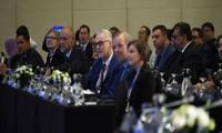 Clôture du 12e colloque international sur la mer Orientale