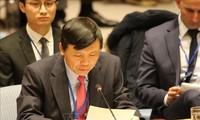 Le Vietnam soutient l'élargissement du Conseil de sécurité de l'ONU