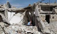 Israël a mené des frappes aériennes dans le sud de Damas