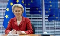 Ursula von der Leyen: Un accord post-Brexit ne doit pas affecter «l'intégrité du marché unique»