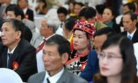 Messages de félicitation des dirigeants Vietnamiens au Congrès national de l'Association d'encouragement
