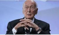 Valéry Giscard d'Estaing, ancien président français, est mort