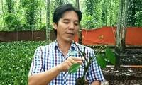 Ba Ria-Vung Tau farmer builds peppercorn trademark
