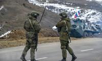 Haut-Karabakh : la Russie signale une violation du cessez-le-feu