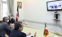 Nucléaire iranien: les signataires de l'accord réunis pour déminer les tensions