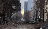 Explosion à Nashville : un acte intentionnel selon la police