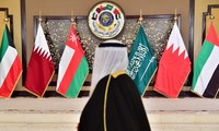 Réunion préparatoire du sommet du Golfe