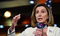 Nancy Pelosi est réélue présidente de la Chambre des représentants