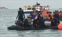 Crash du Boeing en Indonésie: une boîte noire récupérée