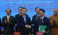 Le Vietnam s'engage à réduire les déchets en plastique et à renforcer la protection de l'environnement