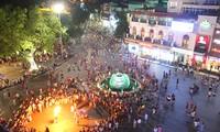 Agrandir la zone piétonne à Hanoi