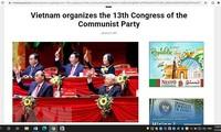 13e Congrès national du PCV: les médias étrangers en parlent