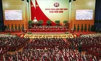 Table-ronde internationale sur le 13e Congrès national du PCV