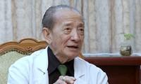 """Décès de Nguyên Tai Thu, le """"roi"""" de l'acupuncture vietnamienne"""