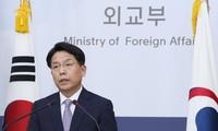Les envoyés nucléaires de la République de Corée et du Japon parlent de la paix dans la péninsule et de la dénucléarisation