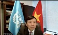 ONU: Le Vietnam partage ses expériences en matière de promotion du développement social