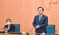 Hanoi: test obligatoire pour tous ceux qui rentrent de Hai Duong