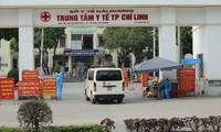 Covid-19: Fermeture de l'Hôpital de campagne numéro 1 de Hai Duong