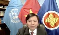 Le Vietnam soutient les activités de la Mission des Nations unies au Soudan du Sud