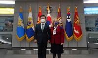 La République de Corée et l'UE renforcent leur coopération en matière de sécurité