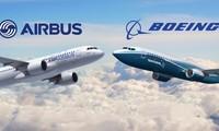 Conflit Airbus-Boeing: Un accord entre l'UE et les États-Unis a été trouvé pour suspendre les taxes