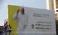 Le pape François arrivé en Irak pour une visite historique et hautement politique