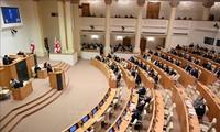 L'UE appelle à un réglement rapide de la crise politique en Géorgie