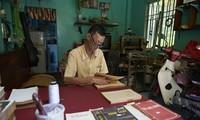 Le dernier relieur de livres anciens de Hô Chi Minh-ville