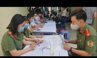 Danang: Plus de 400 personnes donnent de leur sang