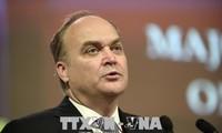 L'ambassadeur russe quitte les États-Unis