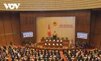 Cérémonie d'ouverture de la 11e session de l'Assemblée nationale, 14e législature