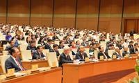 Nguyên Xuân Phuc publie le bilan exécutif, mandat 2016-2021