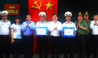 Législatives de 2021: les préparatifs dans le district insulaire de Truong Sa