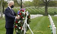 """Afghanistan: Joe Biden met fin à """"la plus longue guerre de l'Amérique"""""""